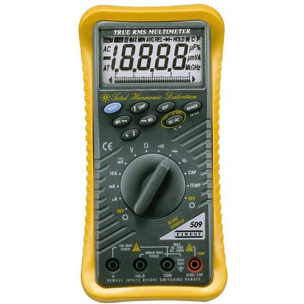 CCI - Multimètre numérique VCA/VCC/ACA/ACC/R/C/F/T°