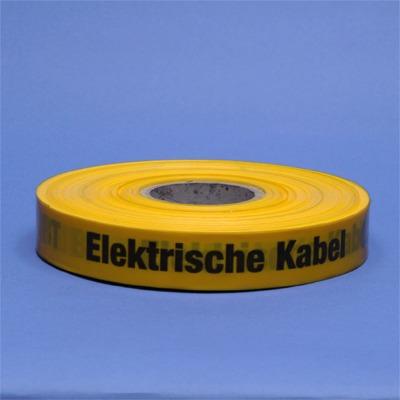 SADINTER SOGECOMEX - Ruban avertissement jaune 40mm x 250m