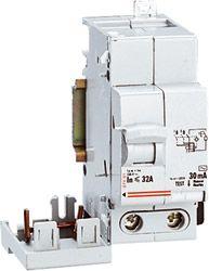 LEGRAND - Differentieelblok 2p 300mA 32A Type A Lexic 230/400 V - 2 modules
