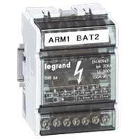 LEGRAND - Repartiteur modulaire 4p 125 A 11 connexions - 20 kA - 6 mod.