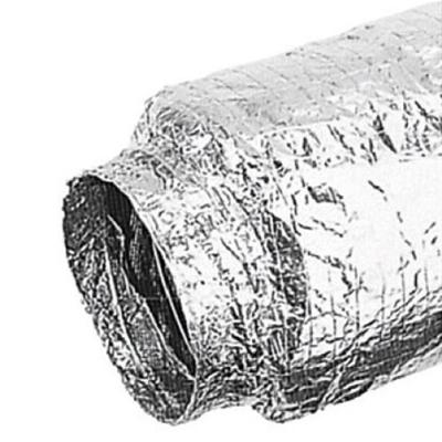 NOVY - Tubage aluminium insonorisé pour hotte - dia 152mm - par mètre