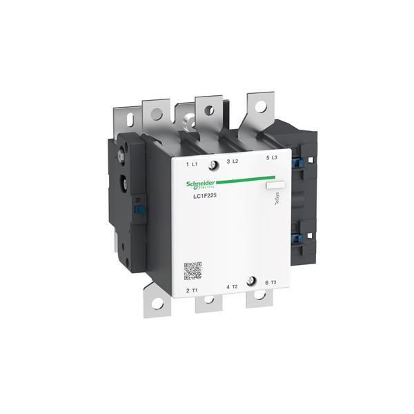 TELEMECANIQUE - Contactor 225a ac3 3 polen   230vac 50/60hz   tesys model f