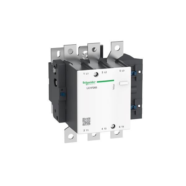 TELEMECANIQUE - Contacteur 265a ac3 3 pôles   230vac 50/60hz   tesys modèle f
