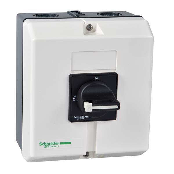 TELEMECANIQUE - Interrupteur-sectionneur en coffret Vario VBF - 3P - 50A