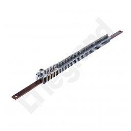LEGRAND - Platte koperen staaf - 12x4 mm met klembeugels voor XL³ 400