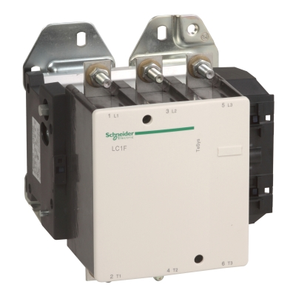 TELEMECANIQUE - Contacteur 400a ac3 3 pôles   230vac 50/60hz   tesys modèle f
