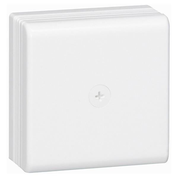 LEGRAND - Boîte de dérivation 75 x 75 mm pour moulures DLP blanc