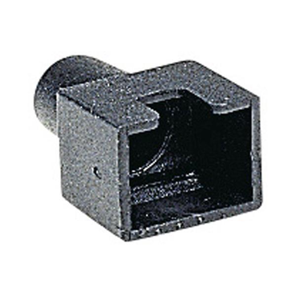 LEGRAND - Manchon RJ 45 pour câble rond couleur noire