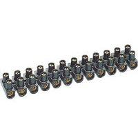 LEGRAND - Barrette Nylbloc - cap. 2,5 mm² 24A maxi - noir - 94x15,6x12,3