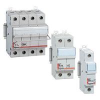 LEGRAND - Coupe-circuit 3p - 10x38mm 500 V - Lexic - 3 modules