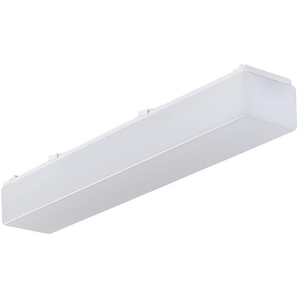 TECHNOLUX - Diffuseur méthacrylate opale pour ALS-BAS & TNL-BAS 2x18W