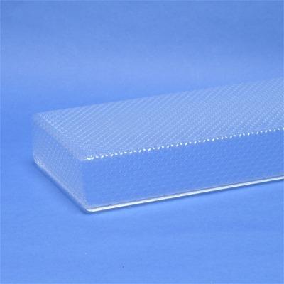 TECHNOLUX - Diffuseur méthacrylate à structures prismatiques pour ALS-BAS & TNL-BAS 2x18W