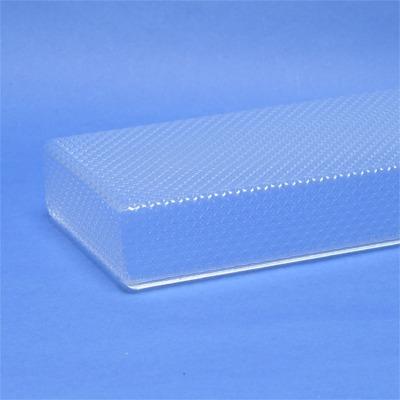 TECHNOLUX - Diffuseur méthacrylate à structures prismatiques pour ALS-BAS & TNL-BAS 2x36W