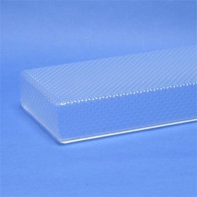 TECHNOLUX - Diffuseur méthacrylate à structures prismatiques pour ALS-BAS & TNL-BAS 2x58W