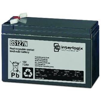 UTC Fire & Security - Batterij 12V - 7,2 Ah (151x94x65mm) VDS: G 101120  ALLEEN VOOR GEBRUIK MET BRAND