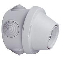 LEGRAND - Patère Plexo E27 - IP 20 250 V - 4 A - douille porcelaine
