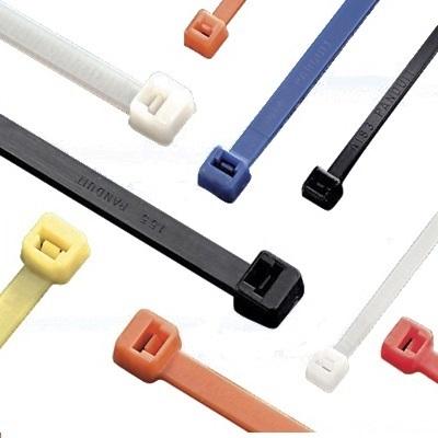 PANDUIT - Kabelband PAN-TY - 188x4,8mm, nylon, rood