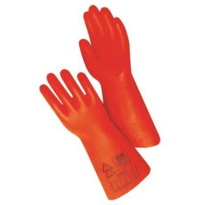 Catu - Isolerende handschoenen klasse 2 - gebruiksspanning 17kV - Maat 11 - volgens nor