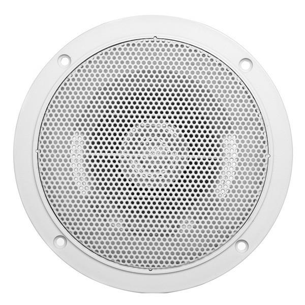 House Of Music - MDC6, waterproof, voice coil inbouw luidspreker, rond, 60W, wit (2pc)