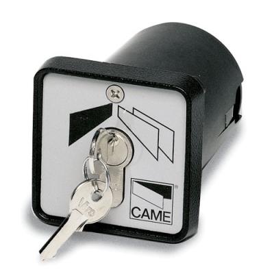 CAME - Contacteur à clé à encastrer