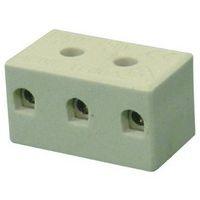 HUPPERTZ - Lusterklem porselein 3P 4mm² (CE)