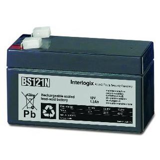 UTC Fire & Security - Batterij 12V - 1,2 Ah (97x43x53mm) VDS: G 101077