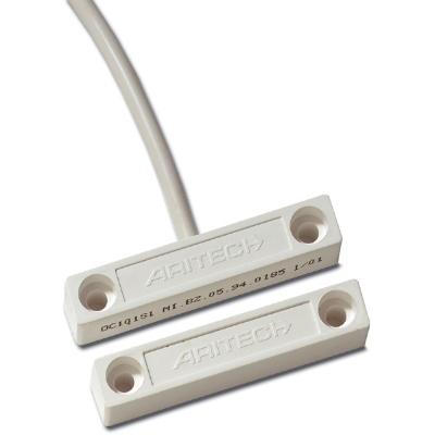 UTC Fire & Security - 15mm / gesloten lus / standaard magneetcontact, 2m kabel Vds G 191501 INCERT N°