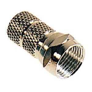 ELIMEX BVBA - Connecteur F ''Twist-on'' - Pour câble coaxial RG-59 75 Ohms 5,5mm - A visser -