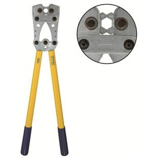NUSSBAUMER - Pince à sertir mécanique cosses et manchons standards 25-150mm²