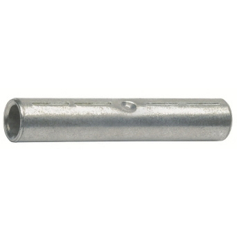 NUSSBAUMER - Perskabelschoen doorverbinder buisvormig 16mm² verbinding ongelijke secties