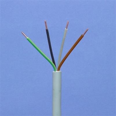 CABLEBEL - XVB câble d'installation F2 1kV gris 5G6mm²