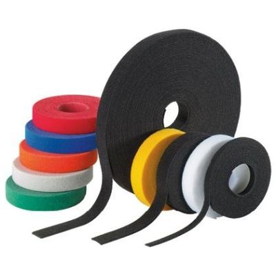 PANDUIT - Kabelband op rol TAK-TY - 4572x8,4mm, velcro, nylon/polyethyleen, zwart