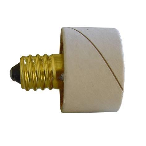 HUPPERTZ - Réduction et augmentant pour socket E14/E27