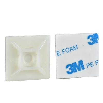 SAREL - Thorsman Cintura - base auto-adhésive pour collier max 4,8mm - 100pièces