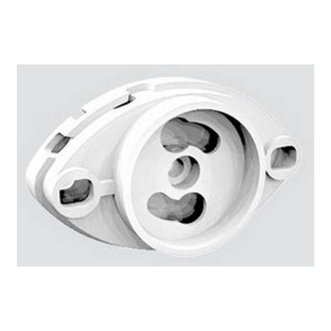 HUPPERTZ - Ovale starterhouder CE