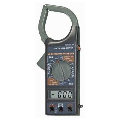 ELIMEX BVBA - Pince ampèremétrique digitale