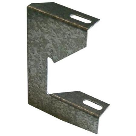 STAGOBEL - Etrier de gaine extérieur Tôle d'acier galvanisée Sendzimir, Largeur: 70mm