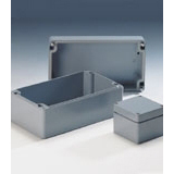 Rose / Bopla - aluminium standard dimension :  80x125x57mm