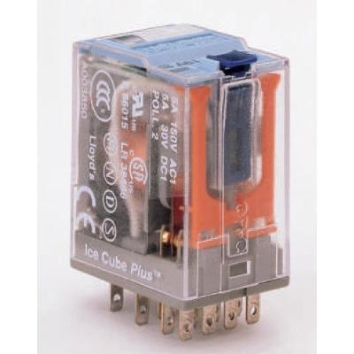 Multiprox - Relais 4x inverseur 24vcc LED
