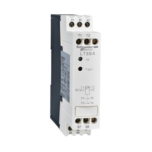 TELEMECANIQUE - Relais à sonde PTC - LT3 à réarmement automatique - 24V - 1O+1F