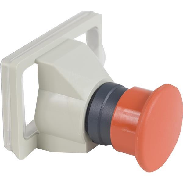 TELEMECANIQUE - Tête pour bouton-poussoir Ø40 - Ø22 - rouge