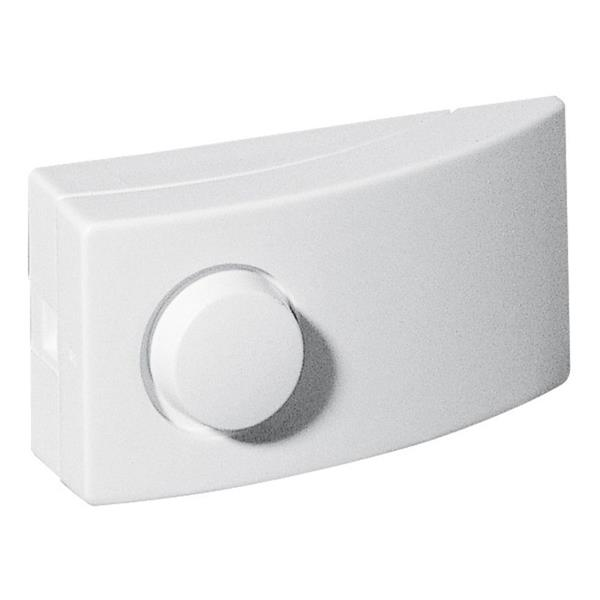 LEGRAND - Poussoir Salsa - 24 V - 2 A IP30 - IK06 50x25x15mm blanc