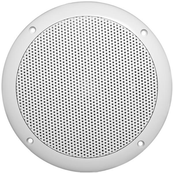 House Of Music - MDC64, waterproof, haut-parleur encastrable voice coil, ronde, 100W, blanc (2pc)