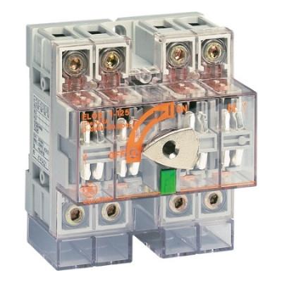 VYNCKIER - ELOS 125 lastscheiderschakelaar +kabelafdekking