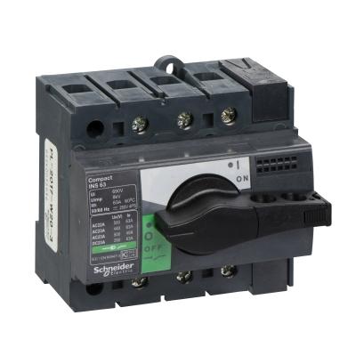 MERLIN GERIN - interrupteur-sectionneur - Interpact INS63 - 3P - 63 A
