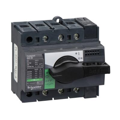 MERLIN GERIN - interrupteur-sectionneur - Interpact INS80 - 3P - 80 A