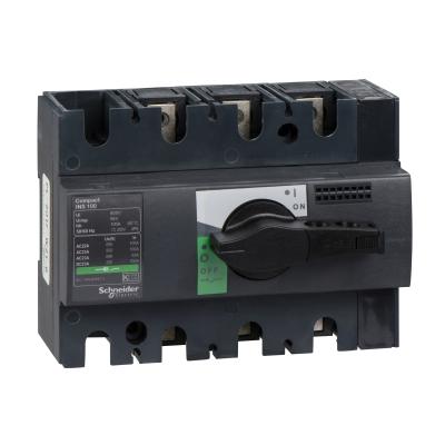 MERLIN GERIN - interrupteur-sectionneur - Interpact INS100 - 3P - 100 A