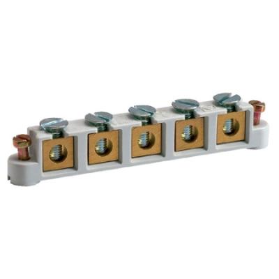 VYNCKIER - Support à 5 bornes à vis 6mm²