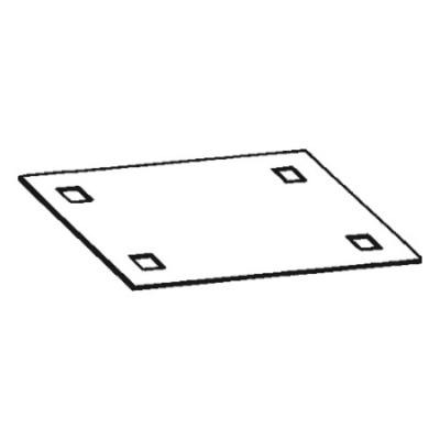 VYNCKIER - Plaque inférieure pour EH3 et EH6 taille 0