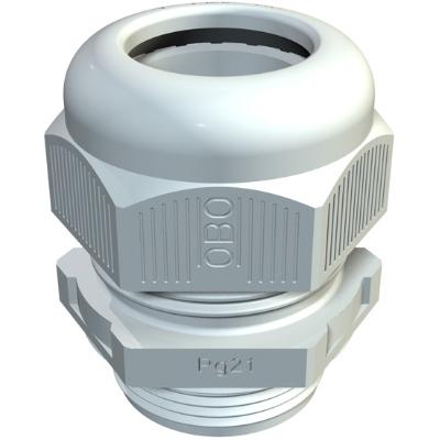 OBO BETTERMANN - Presse-étoupe V-TEC PG 48 - gris clair - polyamide